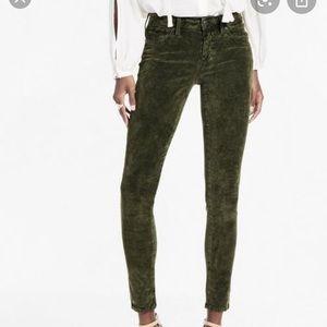 Lucky Brand Corduroy 'Brooke' Legging Pants